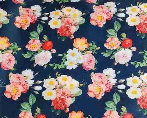47. Bouquet de fleurs
