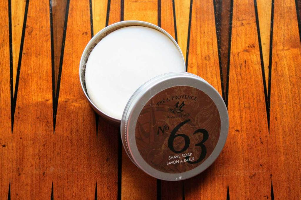 Pre de Provence 63 Shaving Soap and Aftershave Balm