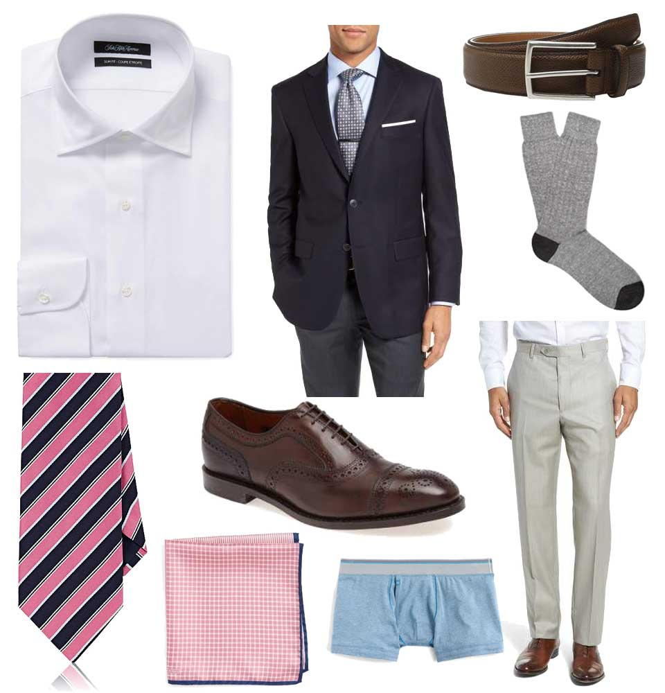 Dressy Valentines Day Outfit
