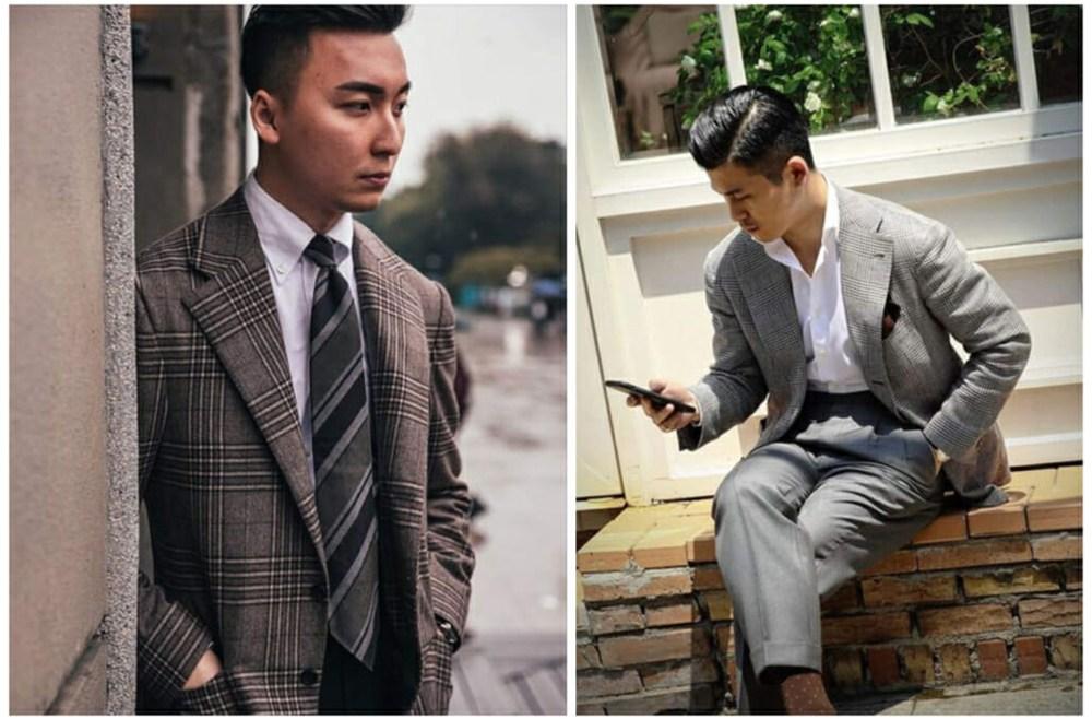 Japanese, Korean & Chinese Menswear – Classic Styles