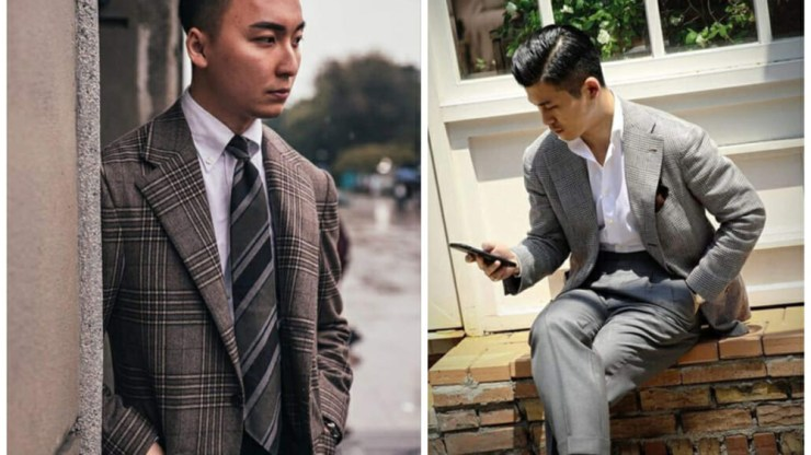 Japanese, Korean & Chinese Menswear – Classic Styles