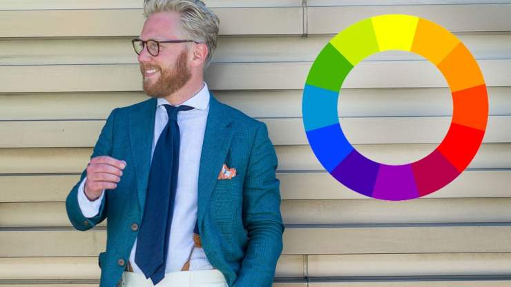 How to Use the Color Wheel to Assemble Superior Outfits