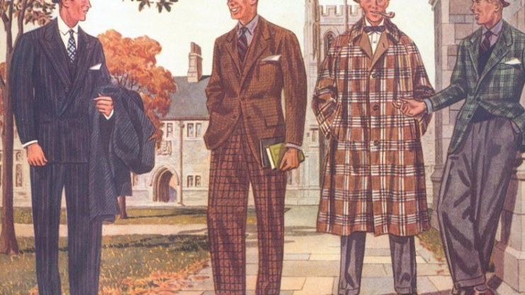 Proportion – the Foundation of Style (p.1): Proportion for Jackets, Trousers and Accessories