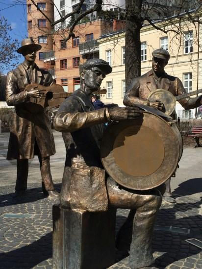 the Praga band