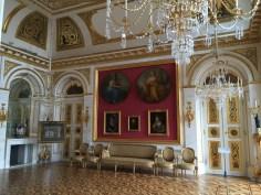 Łazienki: Palace on the Isle