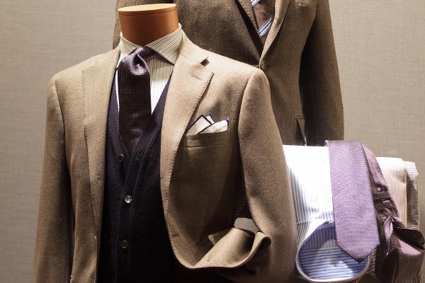 Custom Suit Tailoring