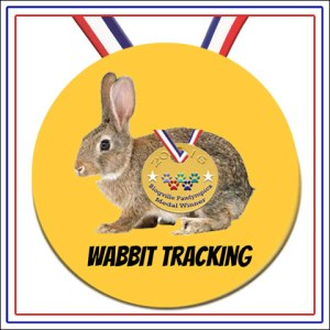 Wabbit-Tracking-Medal