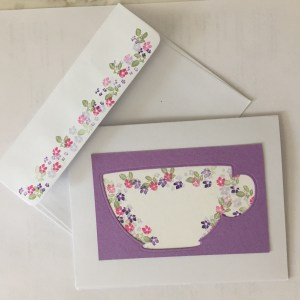 Hand Crafted Note Cards