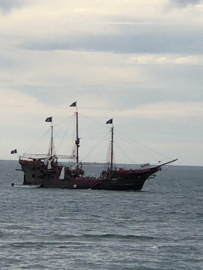 Day Pirate Ship