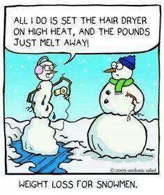 Snowmen humor