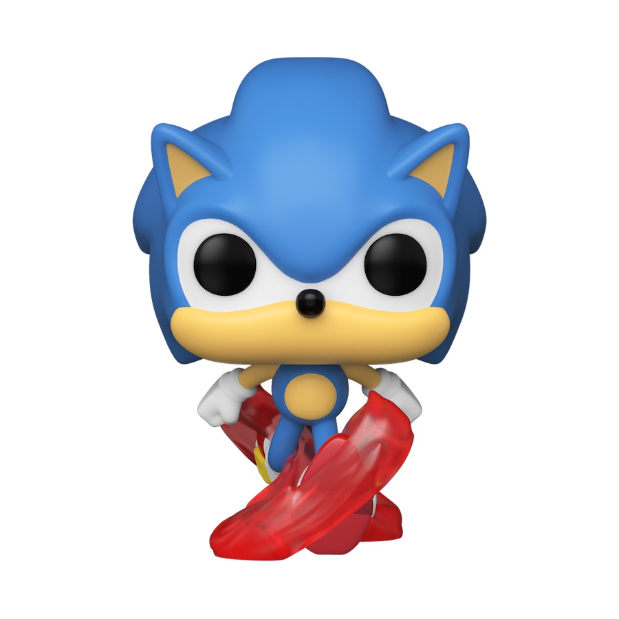 An image of a Classic Sonic Funko POP!
