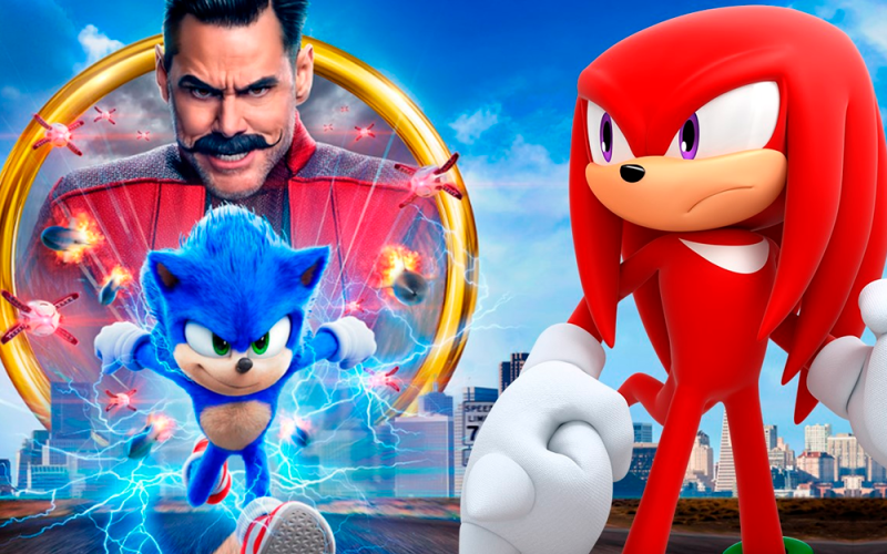 Knuckles the Echidna to reportedly appear in Sonic movie sequel - Tails'  Channel
