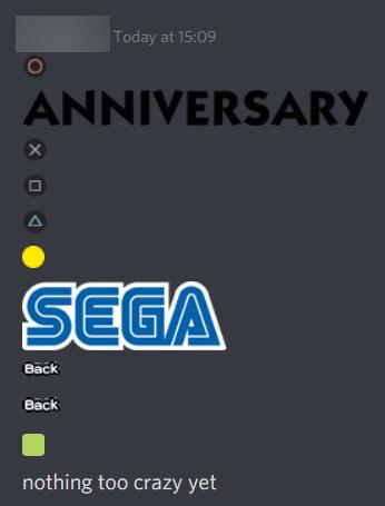 Sonic Anniversary Assets