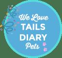Tails Diary Pets Nav Logo