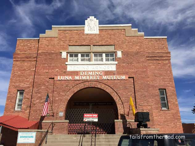 Museum, a must see in Deming