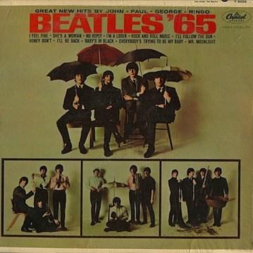 Beatles Beatles '65