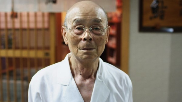 Jiro is a genius in 'Jiro Dreams of Sushi'
