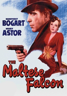 'The Maltese Falcon' poster