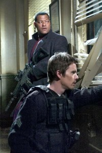 'Assault on Precinct 13' 2005 with Ethan Hawke and Lawrence Fishburne