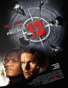 'Assault on Precinct 13' 2005 poster