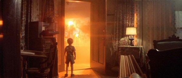 They take him in 'Close Encounters of the Third Kind'