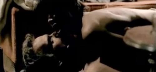 Sex Scene: Billy Bob Thornton makes Halle Berry 'feel good' in 'Monsters Ball'