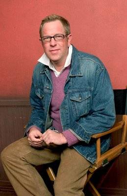 Brian Dannelly, director of 'Saved!'