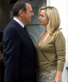 Tom Wilkinson and Emily Watson in 'Separate Lies'