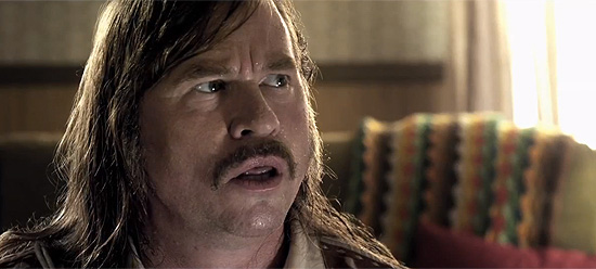 Val Kilmer in 'Breathless'