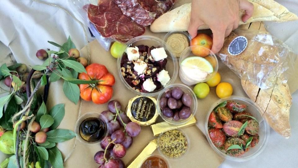 spier wine farm werf picnic