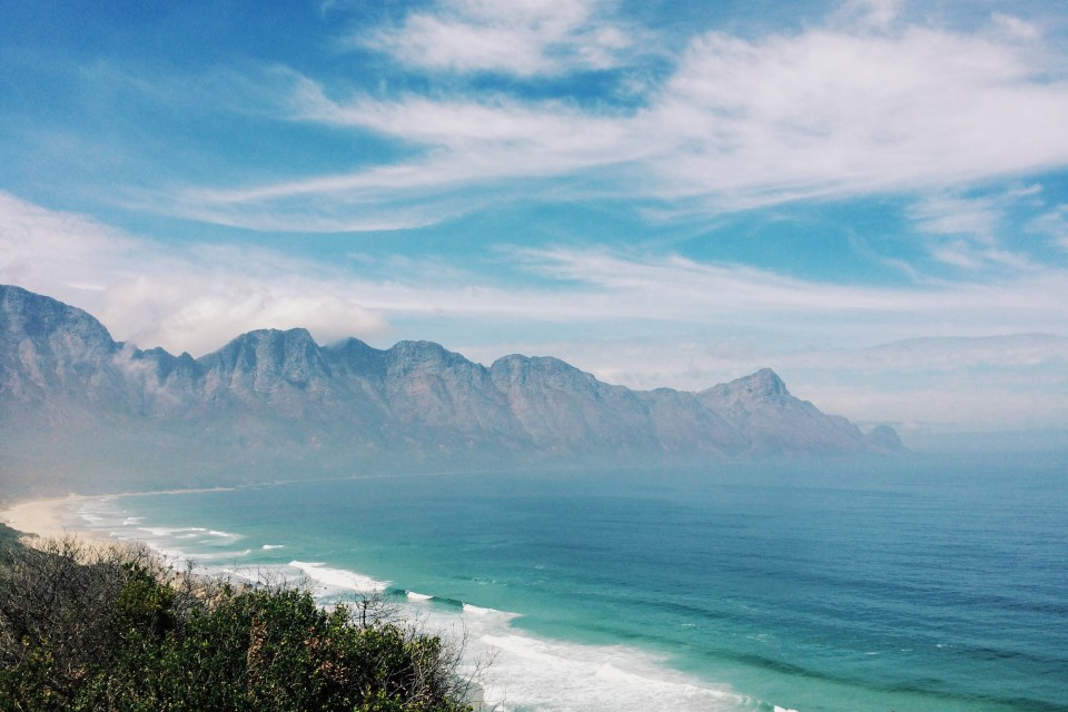 Rooiels Cape Town Natalie Roos