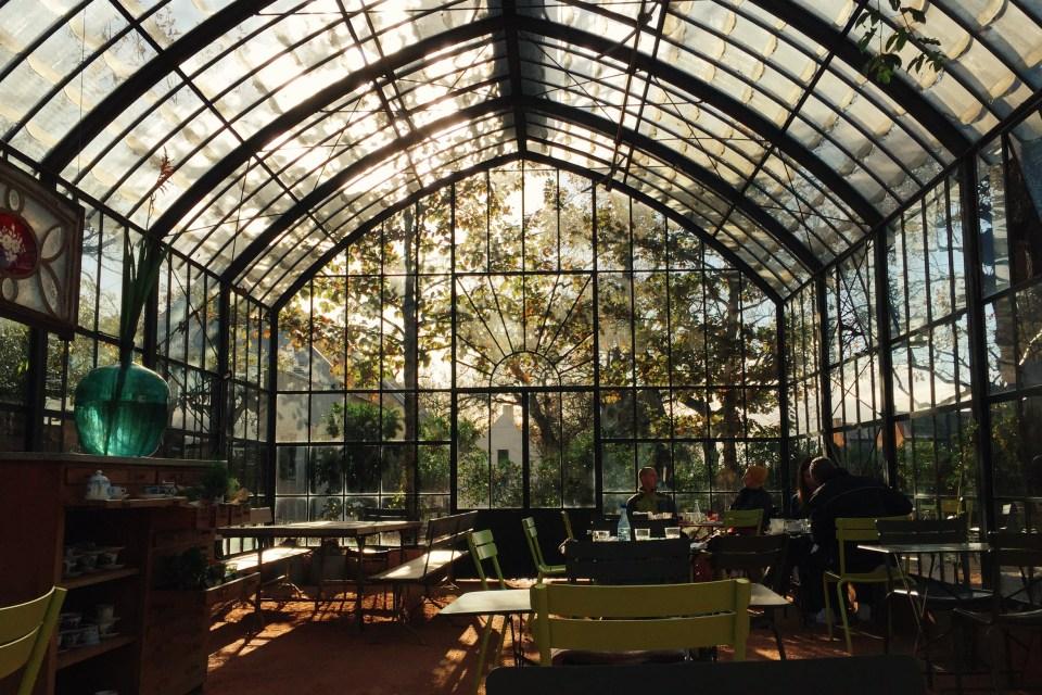 Babylonstoren Green House
