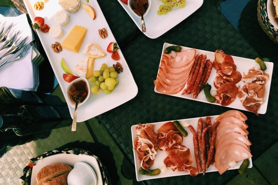 Peter Falke Lunch