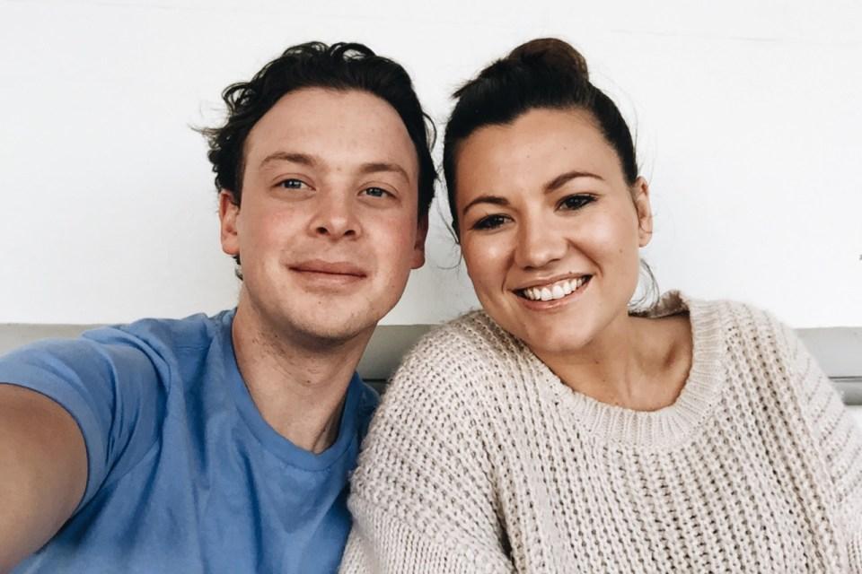 Matjiesfontein couple