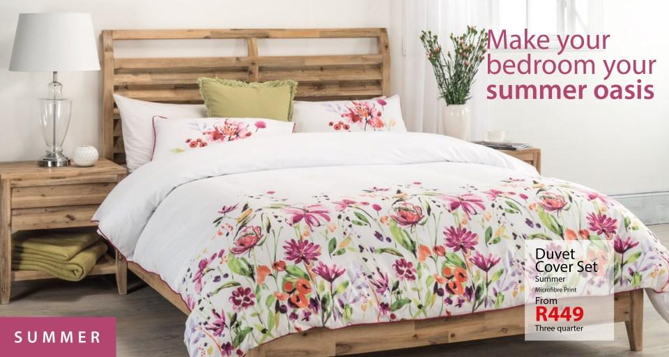 Volpes Linen florals