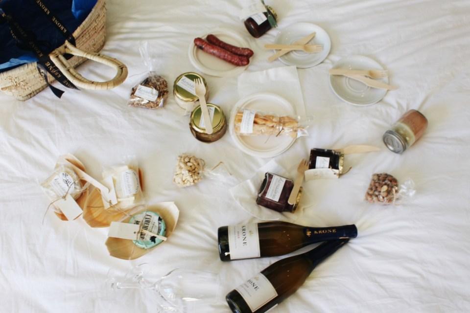 Krone picnic
