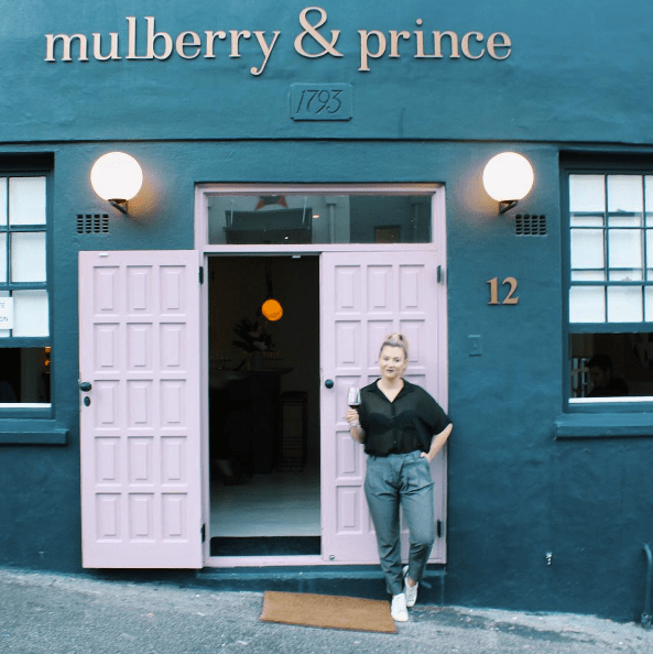 Mulberry & Prince Cape Town
