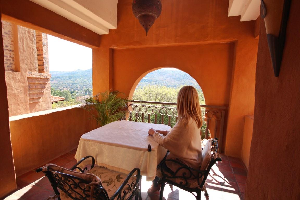 The Orient Pretoria Marrakesh Suite