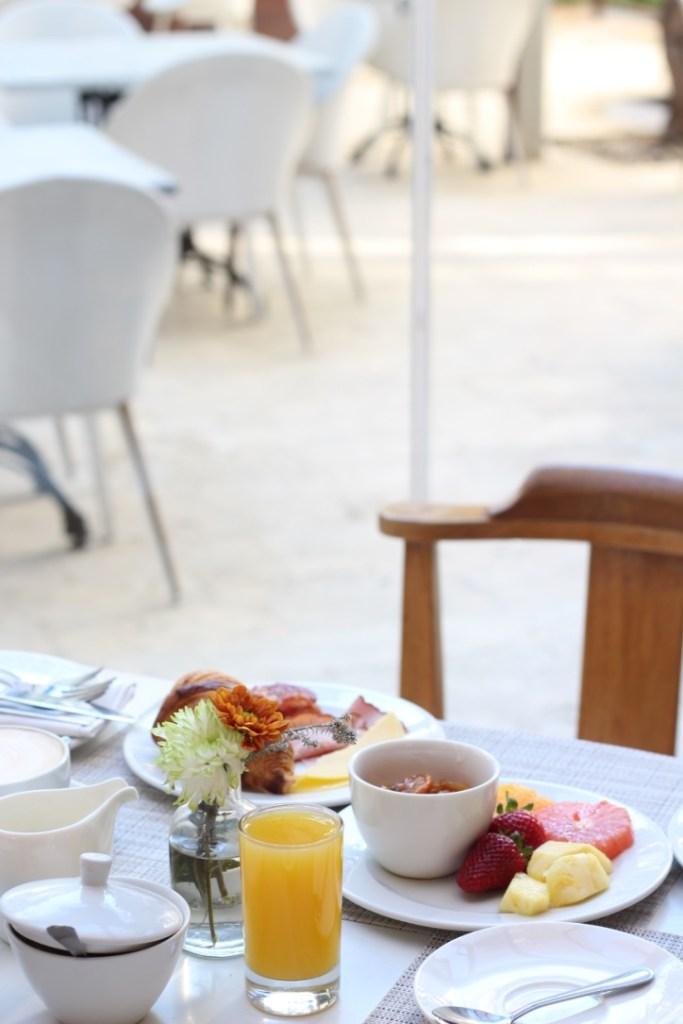 oude werf hotel stellenbosch breakfast