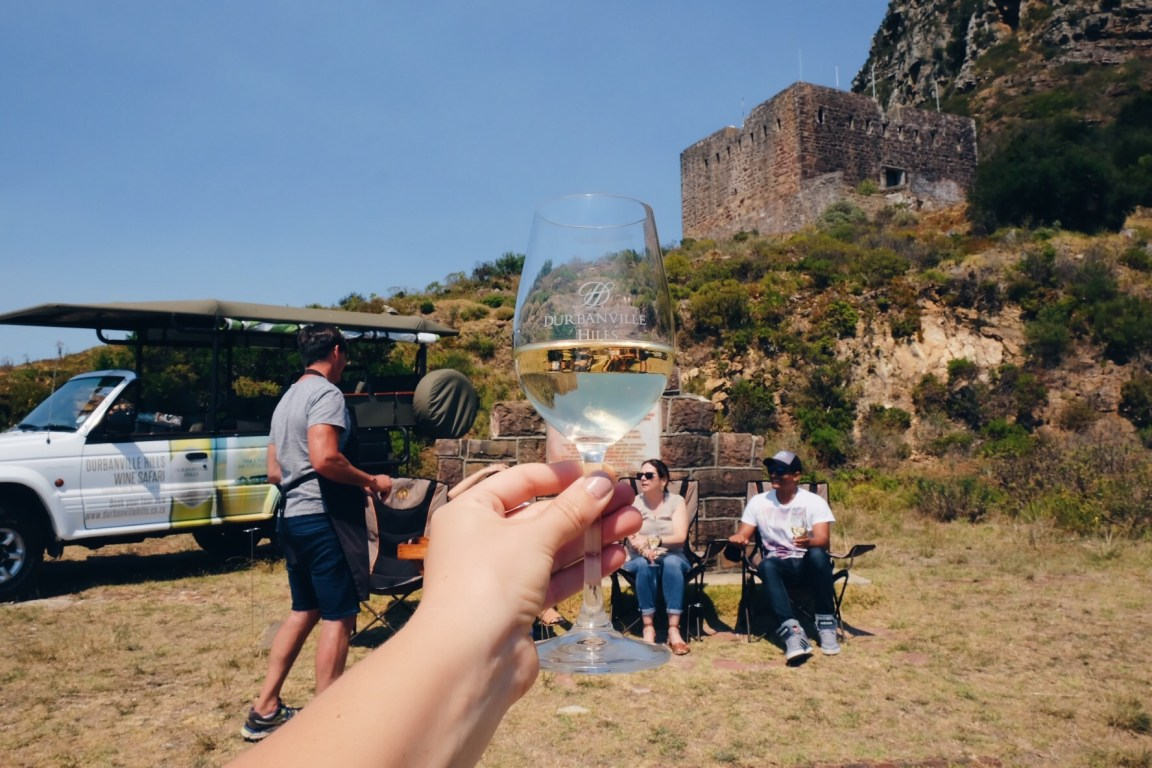 Table Mountain Wine Safari Cape Town