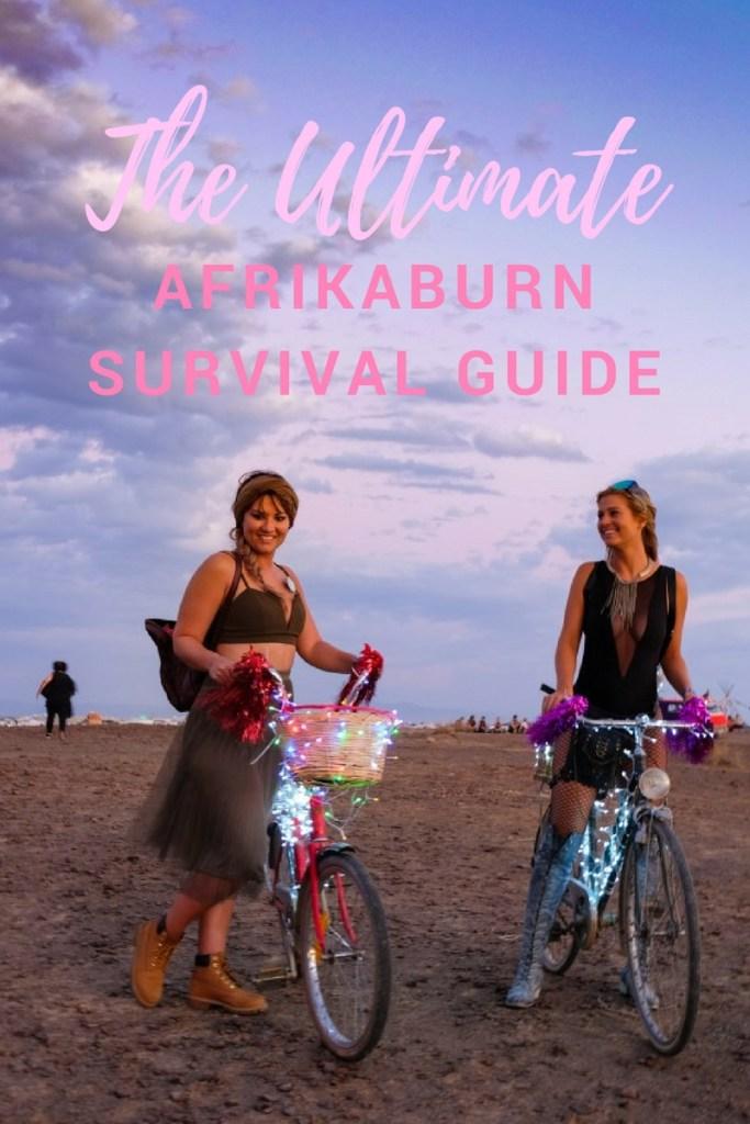 The Ultimate Afrikaburn Survival Guide