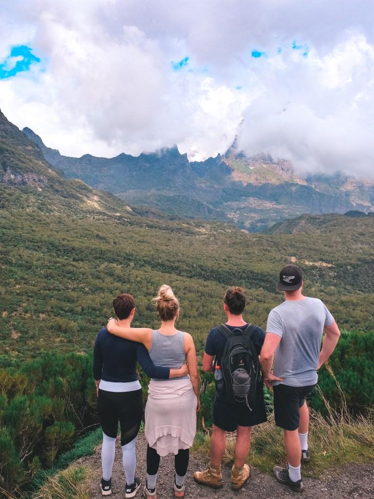 reunion island hiking guide