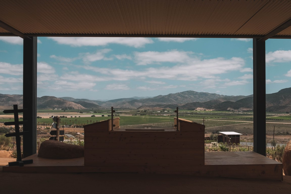 valle de Guadalupe Mexico wine tasting