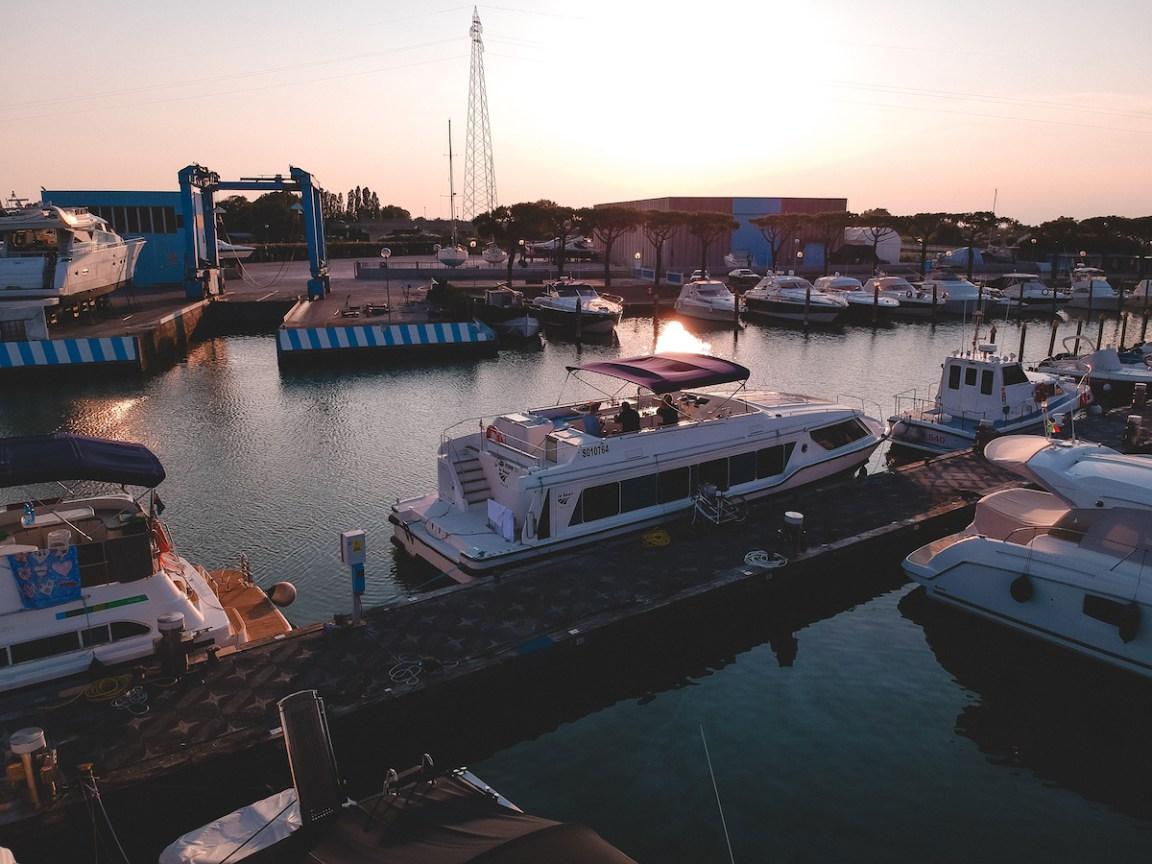 leboat vision 4 houseboat
