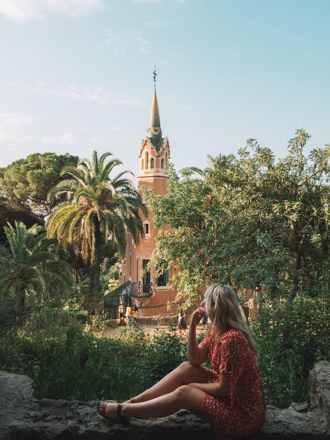 solo travel guide barcelona