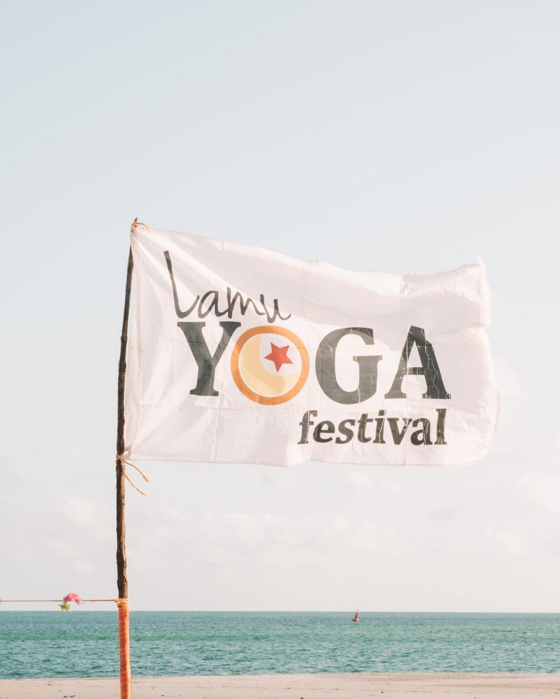 lamu yoga festival kenya