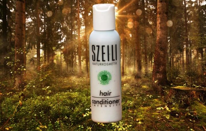 SZEILI Hair-Conditioner / Bio-Haarkur