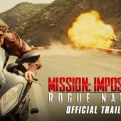 Mission: Impossible Rogue Nation Trailer 2 - YouTube