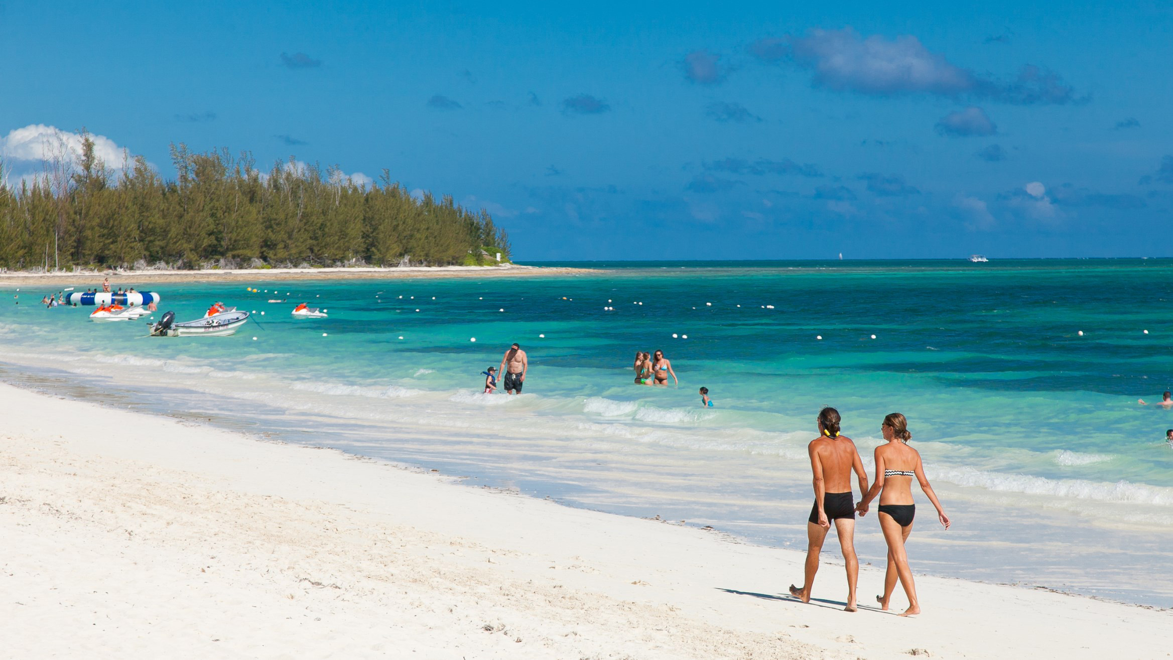 Grand Bahama Island  Taino Beach Resort  Clubs