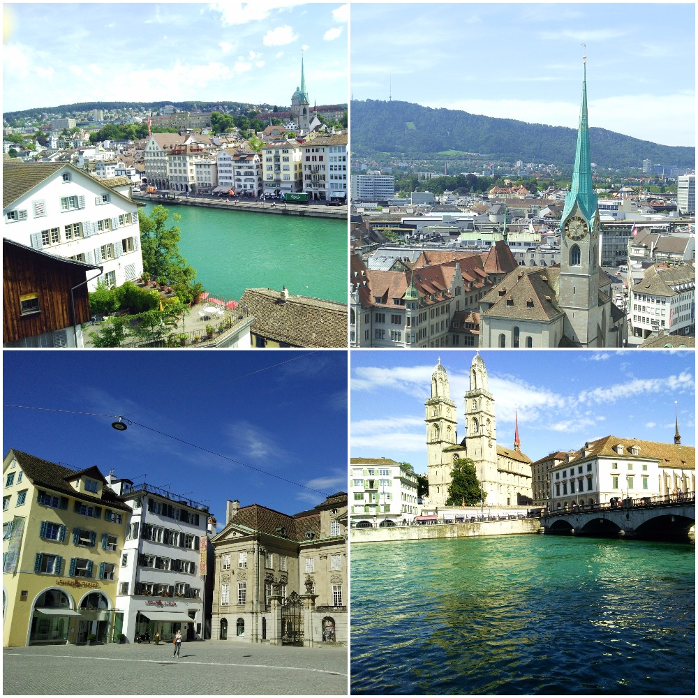 zurich-collage